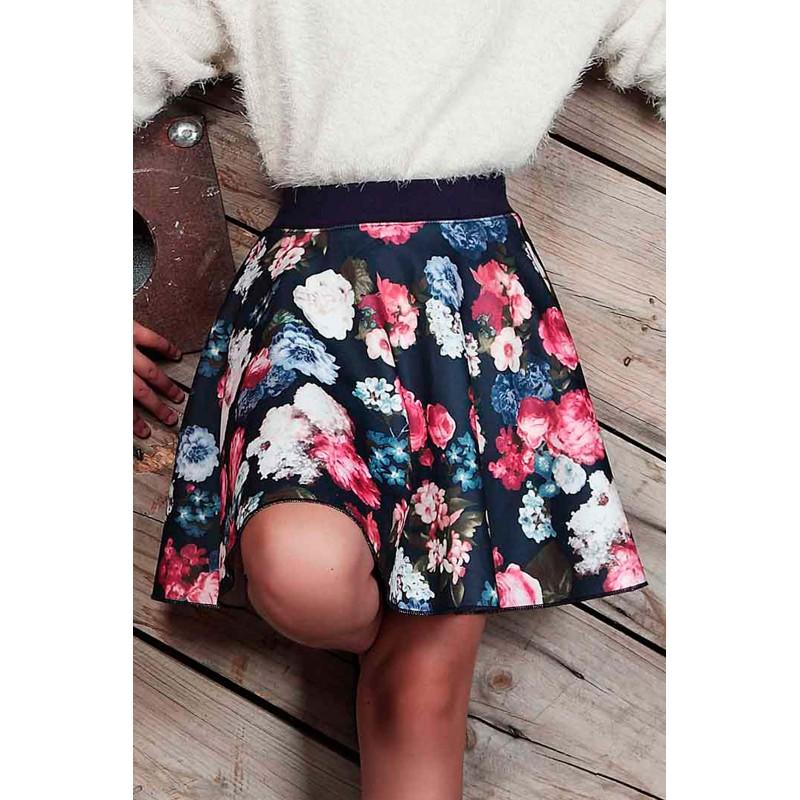 Ada Gatti girls skirt V809