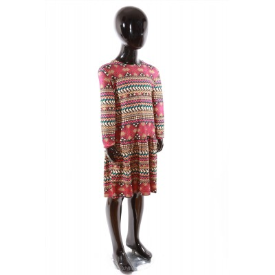 Ada Gatti girls dress V778