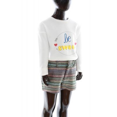 Shorts Ada Gatti niña V807