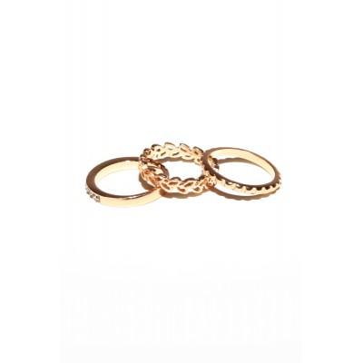 Conjunto de anillos JA008
