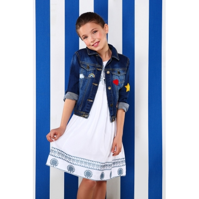 Girls dress KH012