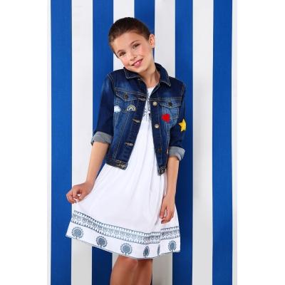 Vestido niña KH012