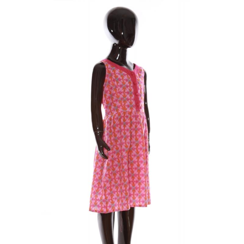 Girls dress HA013 red