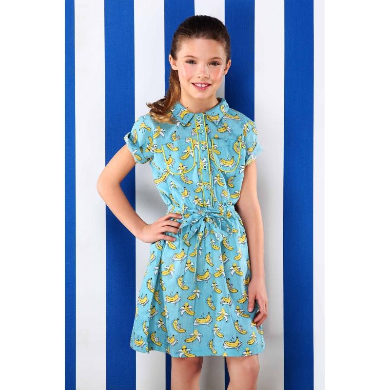 Girls dress HA011
