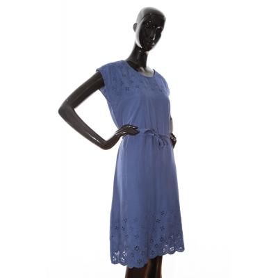 Vestido HA247 navy blue