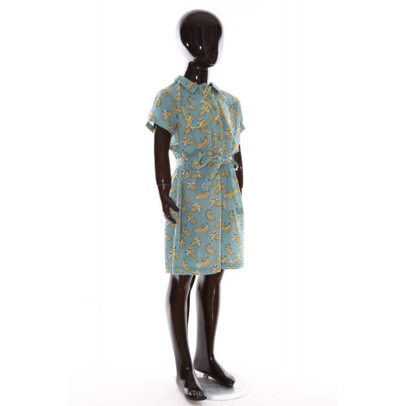 Girls dress HA011 blue