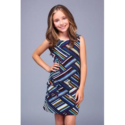 Girls dress D025