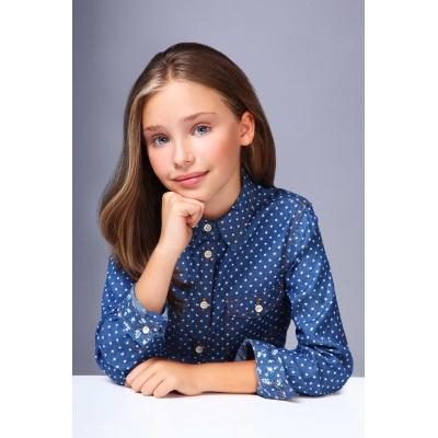 Girls blouse D026