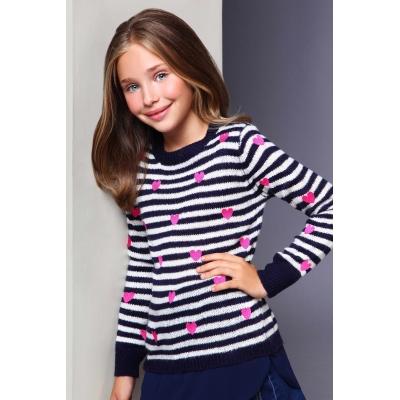 Ada Gatti girls pullover DD002