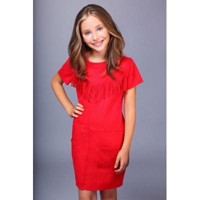 Girls dress TF021