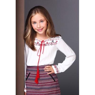 Girls blouse TF022