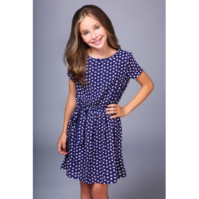 Ada Gatti girls dress TF024