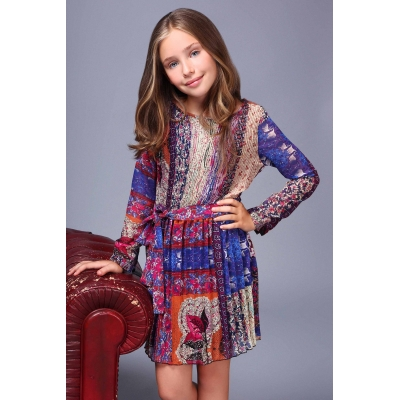 Girls dress TF353