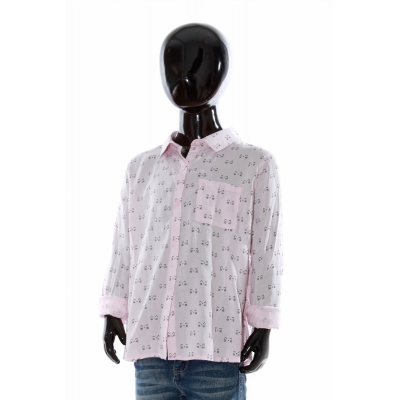 Girls blouse V879