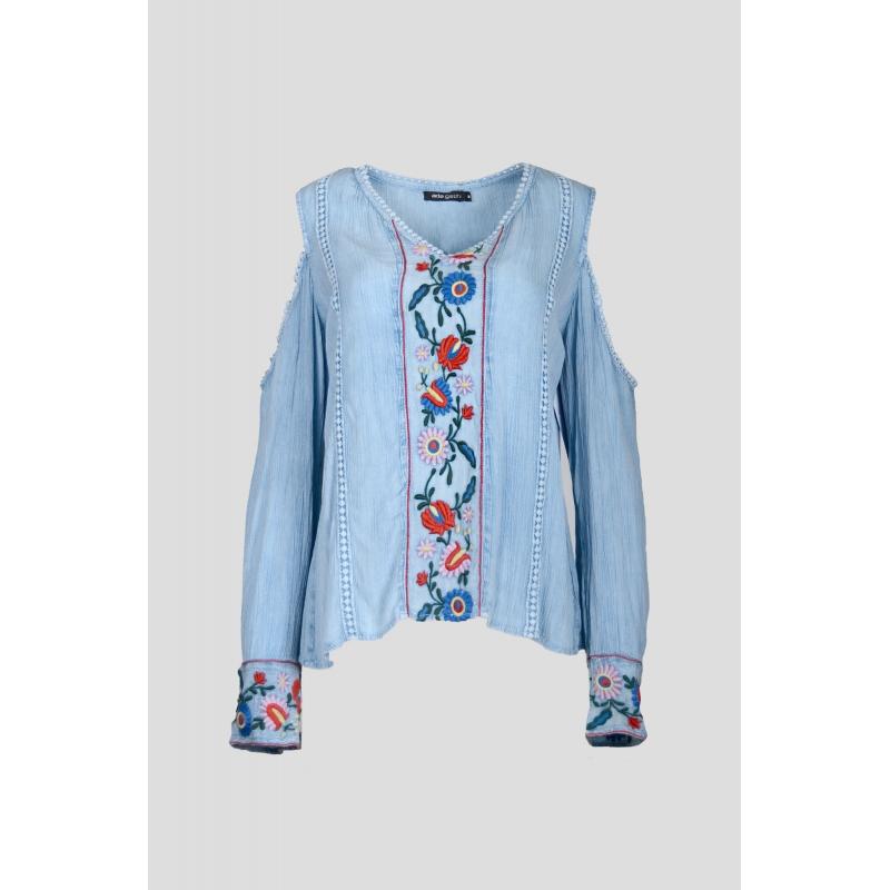 Ada Gatti blouse KH503