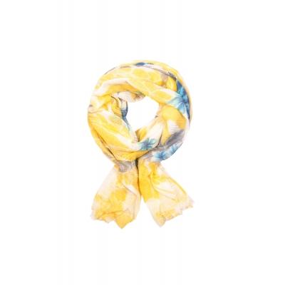 Ada Gatti scarf YP067 yellow